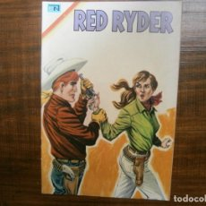 Tebeos: RED RYDER # 167 EDITORIAL NOVARO MEXICO 1967. Lote 234740000