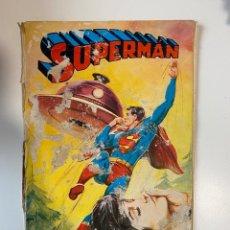 Tebeos: SUPERMAN. TOMO XXI. LIBRO COMIC. EDITORIAL NOVARO.. Lote 234858950