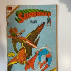 Tebeos: SUPERMAN. REVISTA JUVENIL. EDITORIAL NOVARO. AÑO XXIII. Nº 988. Lote 234859125