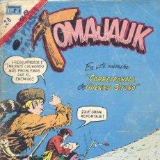 Tebeos: TOMAJAUK Nº233. EDITORIAL NOVARO, 1974. Lote 235143735