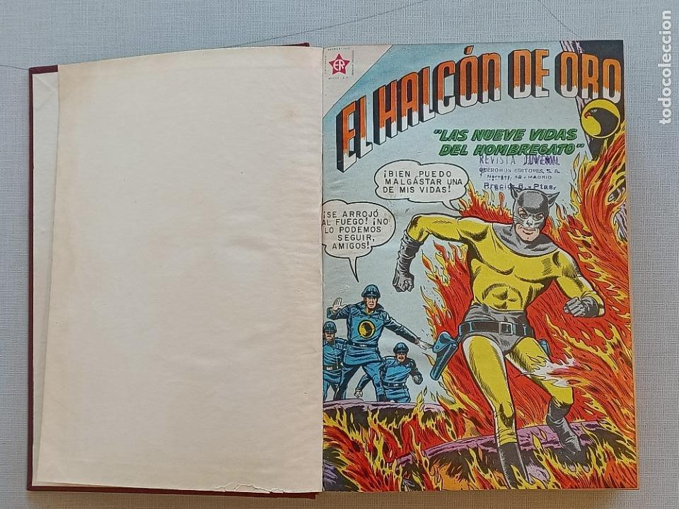 EL HALCÓN DE ORO NOVARO (Tebeos y Comics - Novaro - Hopalong Cassidy)