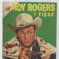 Tebeos: ROY ROGERS 48, 1956, NOVARO, BUEN ESTADO. Lote 235254225