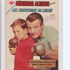 Tebeos: DOMINGOS ALEGRES NUMERO 457 LAS TRAVESURAS DELUISIN. Lote 235296070