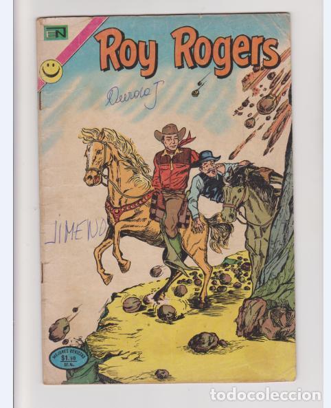 ROY ROGERS NUMERO 280 (Tebeos y Comics - Novaro - Roy Roger)