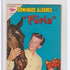 Tebeos: DOMINGOS ALEGRES NUMERO 496 FURIA.. Lote 235440965