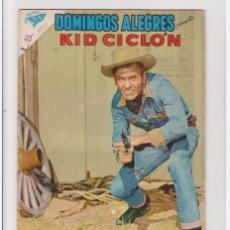 Tebeos: DOMINGOS ALEGRES NUMERO 336 KID CICLON. Lote 235445815