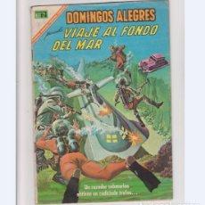 Tebeos: DOMINGOS ALEGRES VIAJE AL FONDO DEL MAR NUMERO 701. Lote 235467315