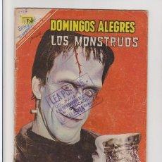 Tebeos: DOMINGOS ALEGRES NUMERO 687 LOS MONSTRUOS.. Lote 235478350
