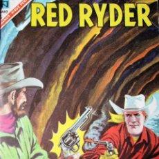 Tebeos: LOTE DE 19 TEBEOS RED RYDER - LLANERO SOLITARIO Y DANGER MAN - ENCUADERNADOS EN UN TOMO. Lote 235552615