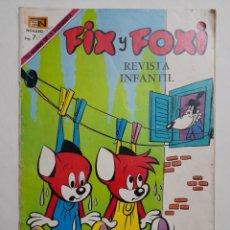 Tebeos: FIX Y FOXI REVISTA INFANTIL. AÑO VII - NO. 73 - 1O. DE OCTUBRE 1969. Lote 235575555