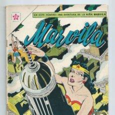 Tebeos: MARVILA (WONDER WOMAN) Nº 76 ED. NOVARO (ENERO 1962).. Lote 235742660