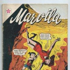 Tebeos: MARVILA (WONDER WOMAN) Nº 93 ED. NOVARO (JUNIO 1963).. Lote 235783055