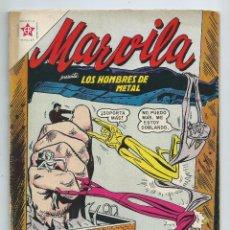 Tebeos: MARVILA (WONDER WOMAN) Nº 94 ED. NOVARO (JULIO 1963).. METAL MEN. Lote 235784480