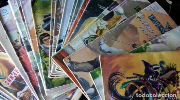 Tebeos: Vidas ejemplares Novaro - Foto 2 - 235904570