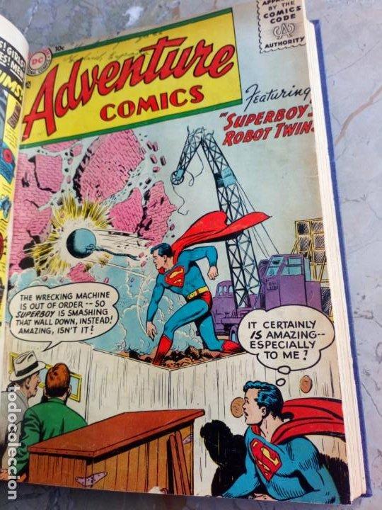 Tebeos: Superman Tomo con 10 Números muy bajos y 3 cómics Originales en Inglés NOVARO - Foto 8 - 236180575