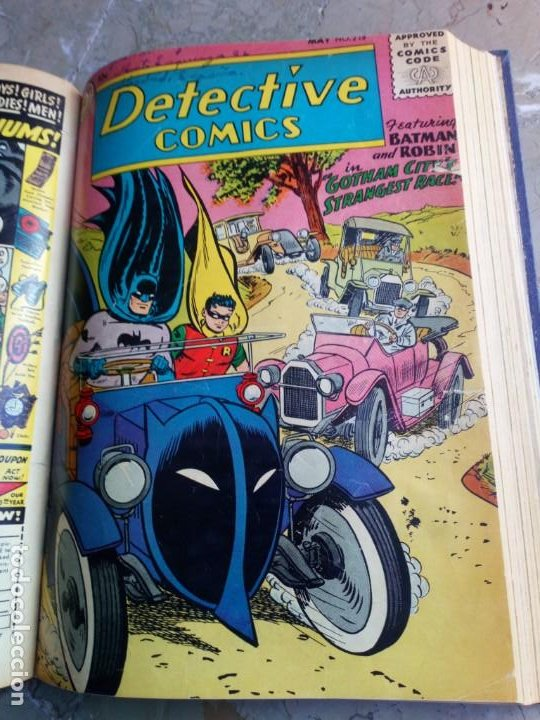 Tebeos: Superman Tomo con 10 Números muy bajos y 3 cómics Originales en Inglés NOVARO - Foto 9 - 236180575