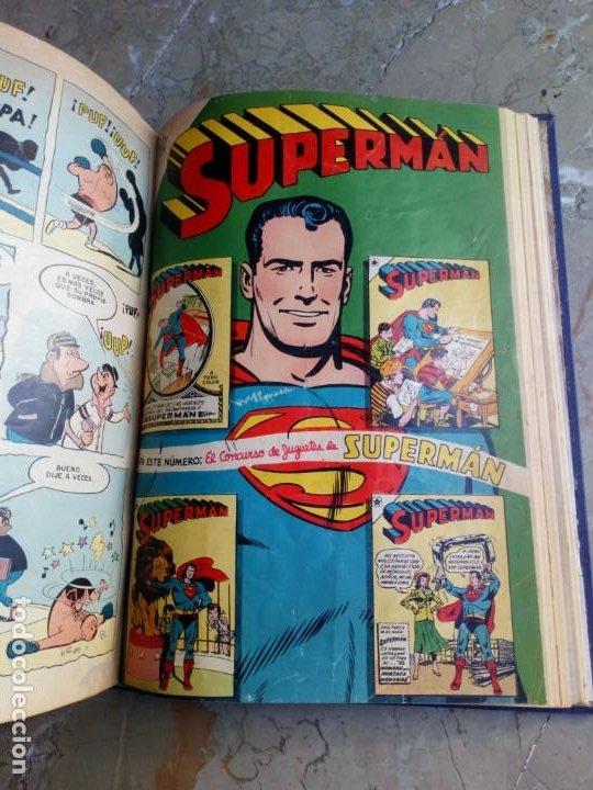 Tebeos: Superman Tomo con 10 Números muy bajos y 3 cómics Originales en Inglés NOVARO - Foto 12 - 236180575