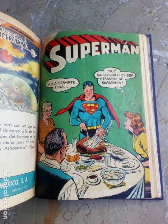 Tebeos: Superman Tomo con 10 Números muy bajos y 3 cómics Originales en Inglés NOVARO - Foto 13 - 236180575