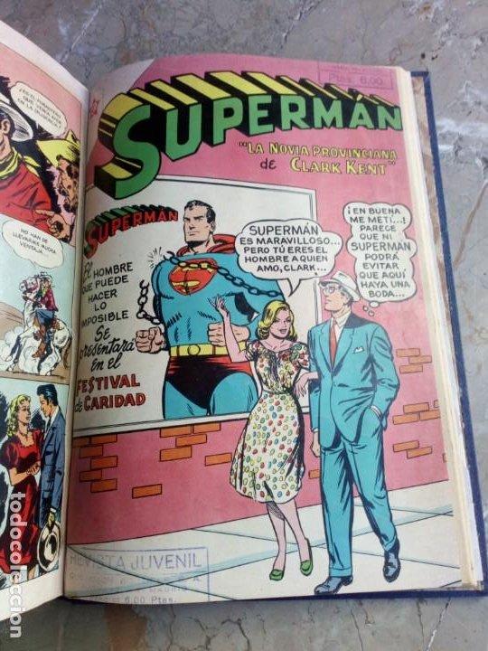 Tebeos: Superman Tomo con 10 Números muy bajos y 3 cómics Originales en Inglés NOVARO - Foto 14 - 236180575