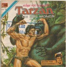 Tebeos: TARZAN DE LOS MONOS Nº 2 549 ED NOVARO AGOSTO 1977. Lote 236399105