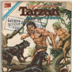 Tebeos: TARZAN DE LOS MONOS Nº 2 525 ED NOVARO AGOSTO 1977. Lote 236399655