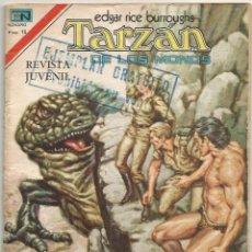 Tebeos: TARZAN DE LOS MONOS Nº 2 548 ED NOVARO JULIO 1977. Lote 236400035