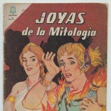 Tebeos: JOYAS DE LA MITOLOGÍA - Nº 22 - LA VENGANZA DE MEDEA - ED. NOVARO - 1964. Lote 236522285