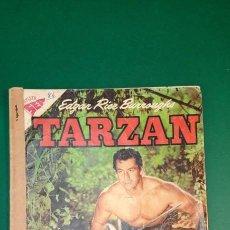 Tebeos: TARZAN (1951, EMSA / SEA / NOVARO) 86 · 1-I-1959 · TARZAN. Lote 236871725