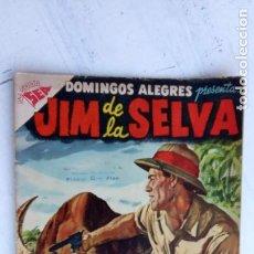 Tebeos: DOMINGOS ALEGRES Nº168 - SEA - 1957 - JIM DE LA SELVA. Lote 237007665