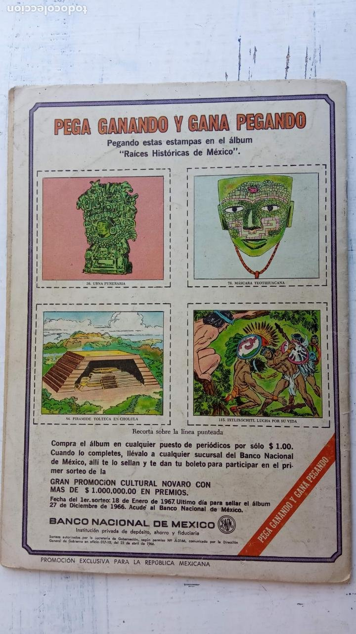 Tebeos: AVENTURA Nº 461 TUROK EL GUERRERO DE PIEDRA - NOVARO - Foto 8 - 237013260