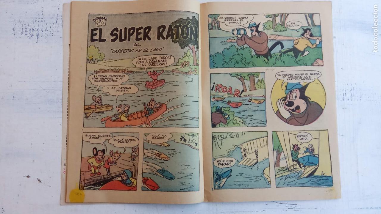 Tebeos: SUPER RATON Nº 192 NOVARO - Foto 2 - 237014870