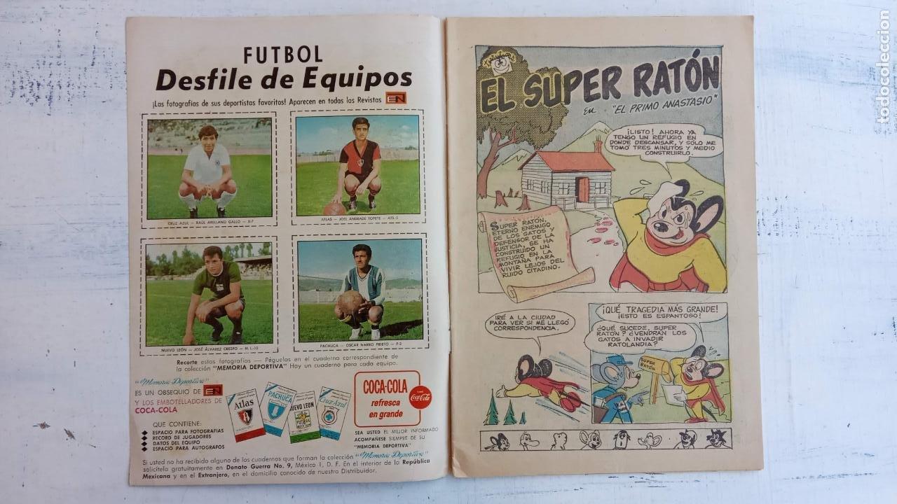 Tebeos: SUPER RATON Nº 192 NOVARO - Foto 3 - 237014870