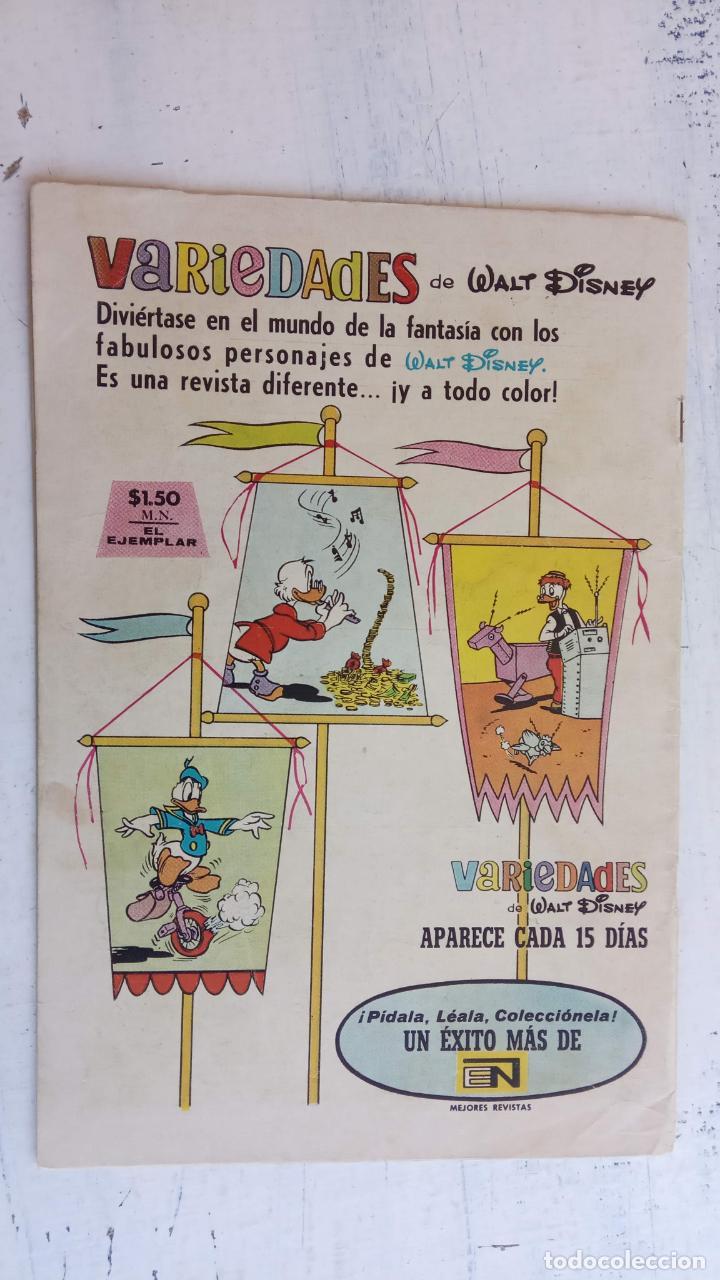 Tebeos: SUPER RATON Nº 192 NOVARO - Foto 4 - 237014870