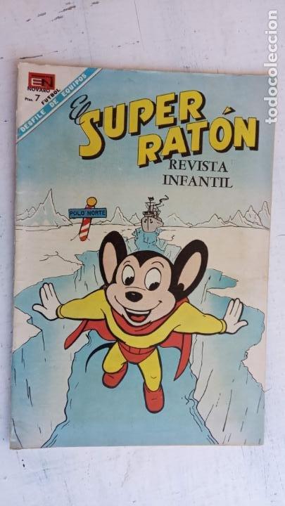 SUPER RATON Nº 192 NOVARO (Tebeos y Comics - Novaro - Otros)