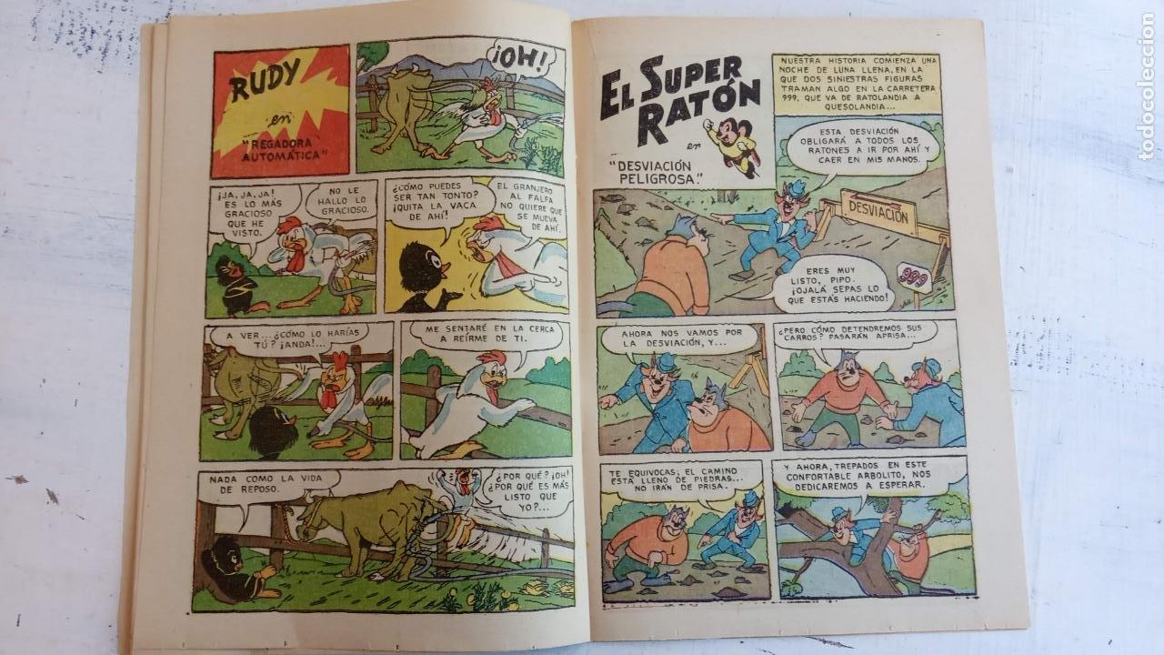 Tebeos: SUPER RATON Nº 178 NOVARO - Foto 4 - 237015365