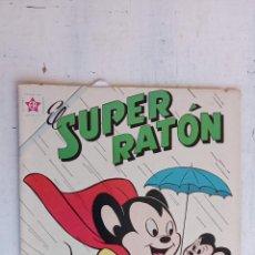 Tebeos: SUPER RATON Nº 118 NOVARO. Lote 237015510