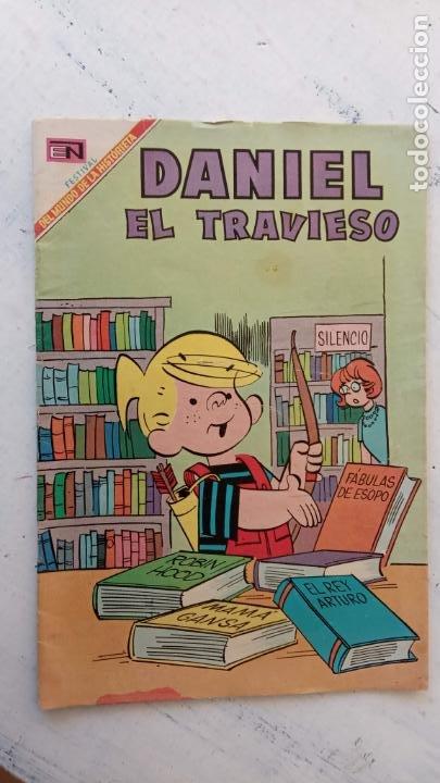 DANIEL EL TRAVIESO Nº 56 NOVARO (Tebeos y Comics - Novaro - Otros)