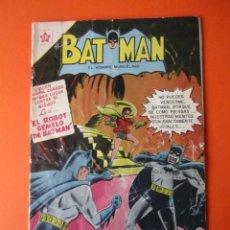 Tebeos: BATMAN (1954, ER / NOVARO) 54 · 1-VII-1958 · BATMAN. EL HOMBRE MURCIÉLAGO. Lote 237056450