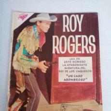 Tebeos: ROY ROGERS Nº 76 AÑO 1958 EDITORIAL NOVARO. Lote 237141530
