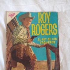 Tebeos: ROY ROGERS Nº 78 AÑO 1959 EDITORIAL NOVARO. Lote 237142560