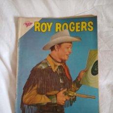 Tebeos: ROY ROGERS Nº 121 AÑO 1962 EDITORIAL NOVARO. Lote 237143435