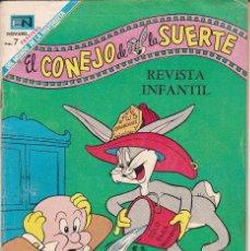Tebeos: COMIC COLECCION EL CONEJO DE LA SUERTE Nº 317. Lote 237285435