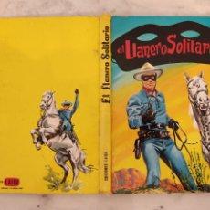 Tebeos: EL LLANERO SOLITARIO -EDICIONES LAIDA , FHER, 1965 - 11 HISTORIAS. Lote 237378530