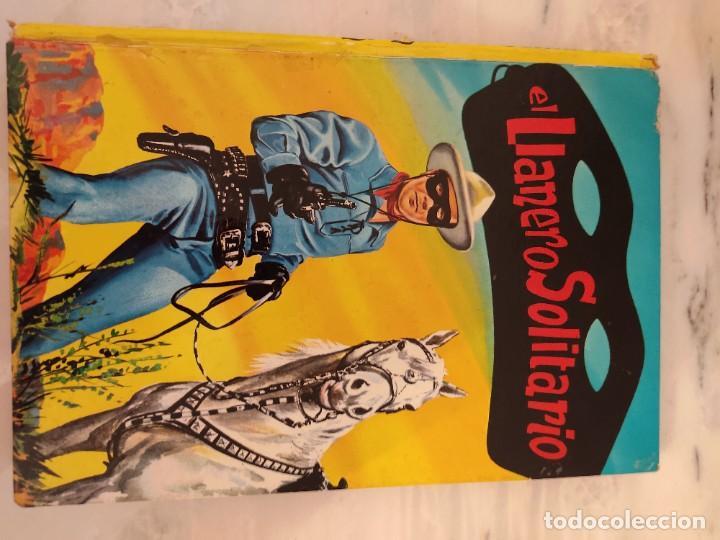 Tebeos: EL LLANERO SOLITARIO -EDICIONES LAIDA , FHER, 1965 - 11 HISTORIAS - Foto 2 - 237378530