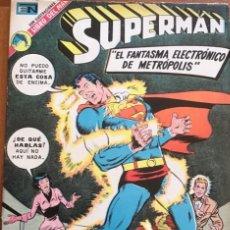Tebeos: SUPERMAN, Nº 914. NOVARO, 1973.. Lote 238595170