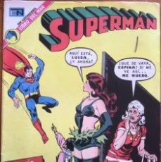 Giornalini: SUPERMAN, Nº 919. NOVARO, 1973.. Lote 238596585