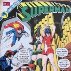 Tebeos: SUPERMAN, Nº 926. NOVARO, 1973.. Lote 274927468