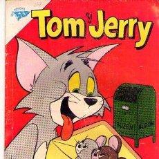 Livros de Banda Desenhada: NOVARO TOM Y JERRY Nº 162. Lote 238654450