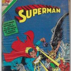 Tebeos: SUPERMAN - SERIE AVESTRUZ: AÑO XI - Nº 3 - 134 - 11 DE NOVIEMBRE DE 1983 *** EDITORIAL NOVARO ***. Lote 238765250