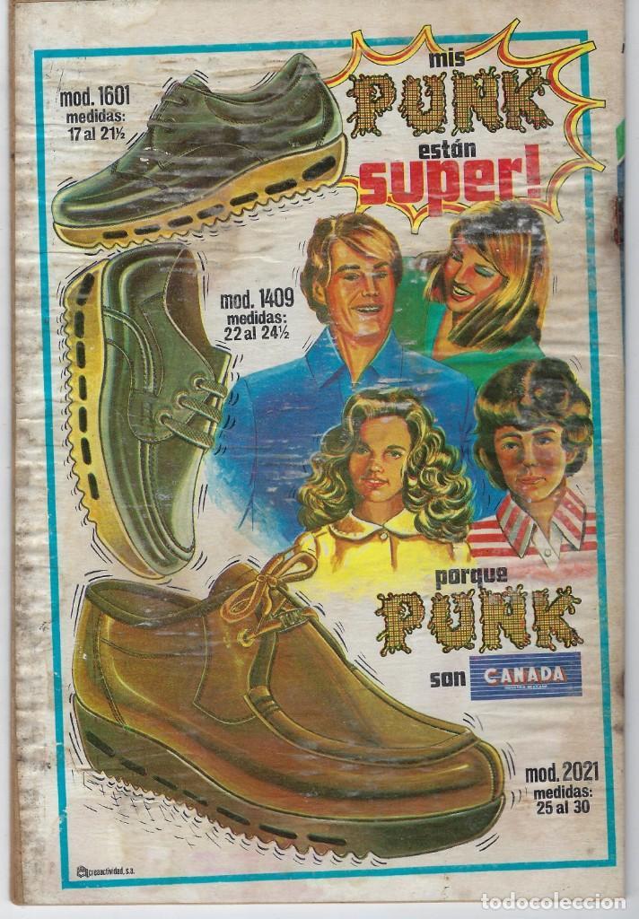 Tebeos: SUPERMAN - SERIE AVESTRUZ: AÑO XI - Nº 3 - 134 - 11 DE NOVIEMBRE DE 1983 *** EDITORIAL NOVARO *** - Foto 2 - 238765250